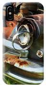 Rust Never Sleeps 5 IPhone Case