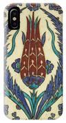 Rusten Pasha Tulip Tile IPhone Case
