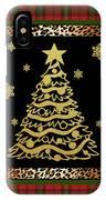 Rustic Christmas-jp3697 IPhone Case