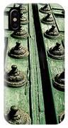 Rustic Church Door IPhone Case