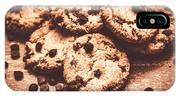 Rustic Kitchen Cookie Art IPhone X Case