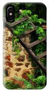 Rustic Ladder IPhone Case