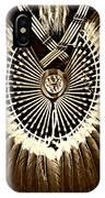 Rustic Regalia IPhone Case