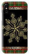 Rustic Snowflake-jp3696 IPhone Case