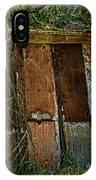 Rusting Away IPhone Case