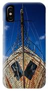 Rusting Boat IPhone Case