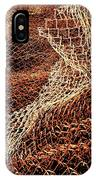 Rusty Chain Link IPhone Case