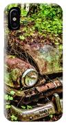 Rusty Plymouth IPhone Case