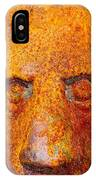 Rusty The Lion IPhone Case