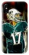 Ryan Tannehill - Miami Dolphin Quarterback IPhone Case