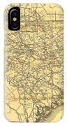 Sc Railroads IPhone Case