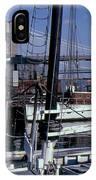 S. Street Seaport IPhone Case