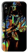S#33 Enhanced In Cosmicolors IPhone Case