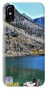 Sabrina Lake California IPhone Case