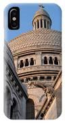 Sacre Coeur Architecture Paris IPhone Case