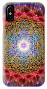 Sacred Geometry 146 IPhone Case