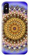 Sacred Geometry 187 IPhone Case