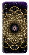 Sacred Geometry 473 IPhone Case