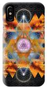 Sacred Geometry 701 IPhone Case