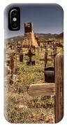 Sacred Ground IPhone Case