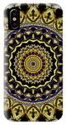 Sacred Mandala IPhone Case