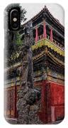Sacred Millennium Tree Trunk IPhone Case