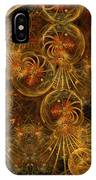 Sacred Spaces In The Heart IPhone Case