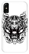 Sacred Tiger IPhone Case