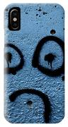 Sad Graffiti IPhone Case