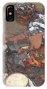 Sadza IPhone Case