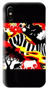 Safari Dreams IPhone Case