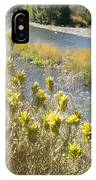 Sage Along The River IPhone Case