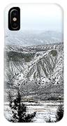 Sage Hills IPhone Case