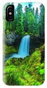 Koosa Falls, Oregon IPhone Case