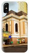 Saigon's Opera House Vietnam IPhone Case
