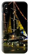 Sail Tampa Bay 2010 IPhone Case