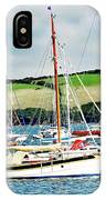 Sailing Boats IPhone Case