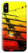 Sailing Romance 4 IPhone Case