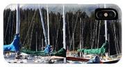 Sails Of Seldovia IPhone Case