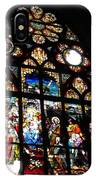 Saint Augustine Stained Glass IPhone Case