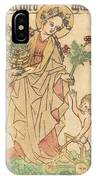 Saint Dorothy IPhone Case