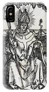 Saint Erasmus IPhone Case