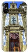 Saint Ildefonso Church IPhone Case