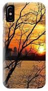 Saint Johns River Sunset  IPhone Case