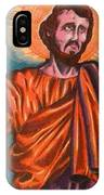 Saint Joseph IPhone Case