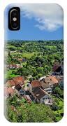 Saint-laurent Landscape IPhone Case