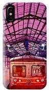 Saint Lazare Station IPhone Case