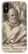 Saint Matthias IPhone Case