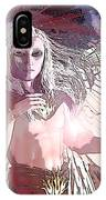 Saint Michael Doll 2 IPhone Case