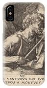 Saint Thomas IPhone Case